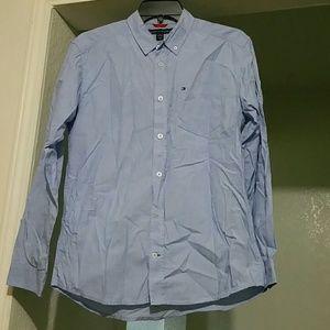 NWOT Boy's Tommy Hilfiger button down shirt